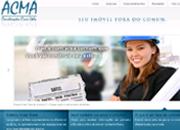 Nova Site da Construtora ACMA