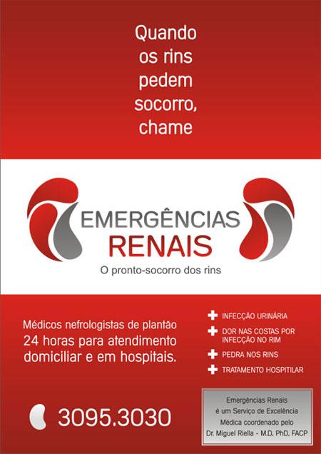 Emergências Renais o pronto-socorro dos rins