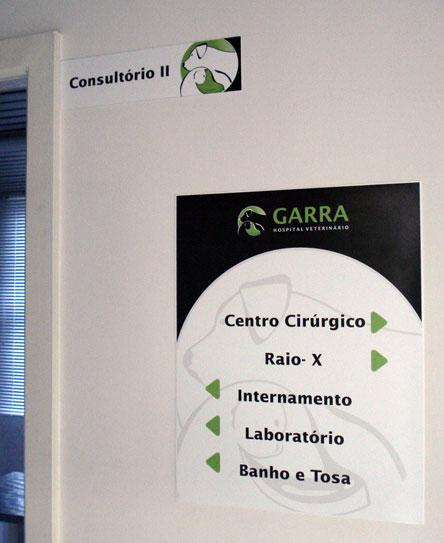 Garra Hospital Veterinário - http://www.garra.vet.br