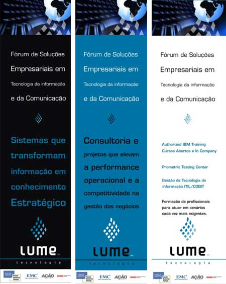 Lume Tecnologia - Nova Sede - http://portal.lumetec.com.br/