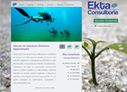 Website Ekta Consultoria