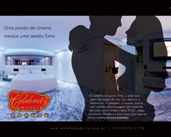 Anúncio Motel Celebrity